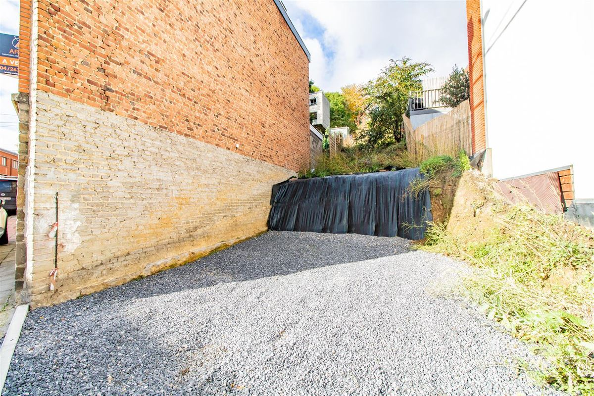 Terrain à bâtir situé à Herstal