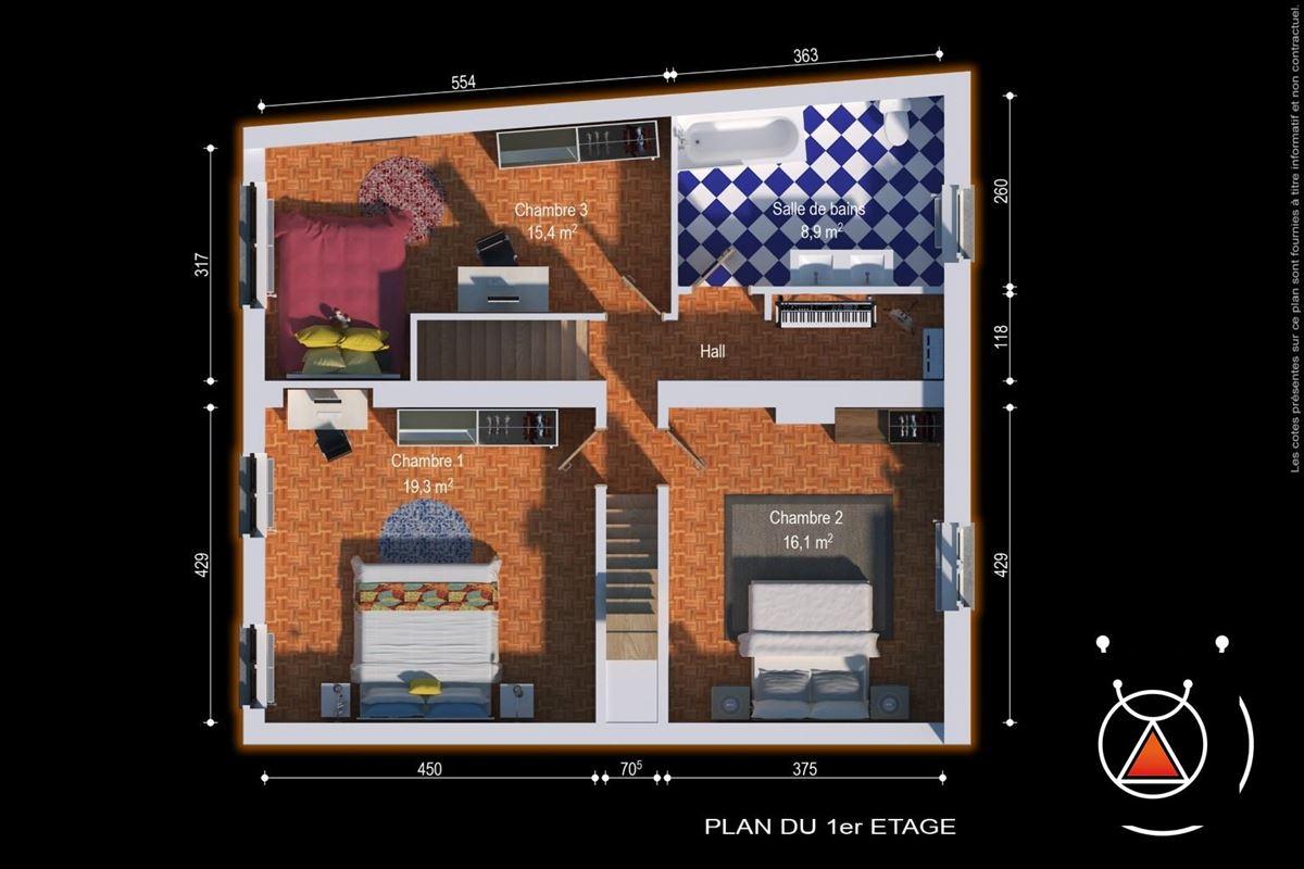*OPTION* Jolie maison avec garage située à Liège