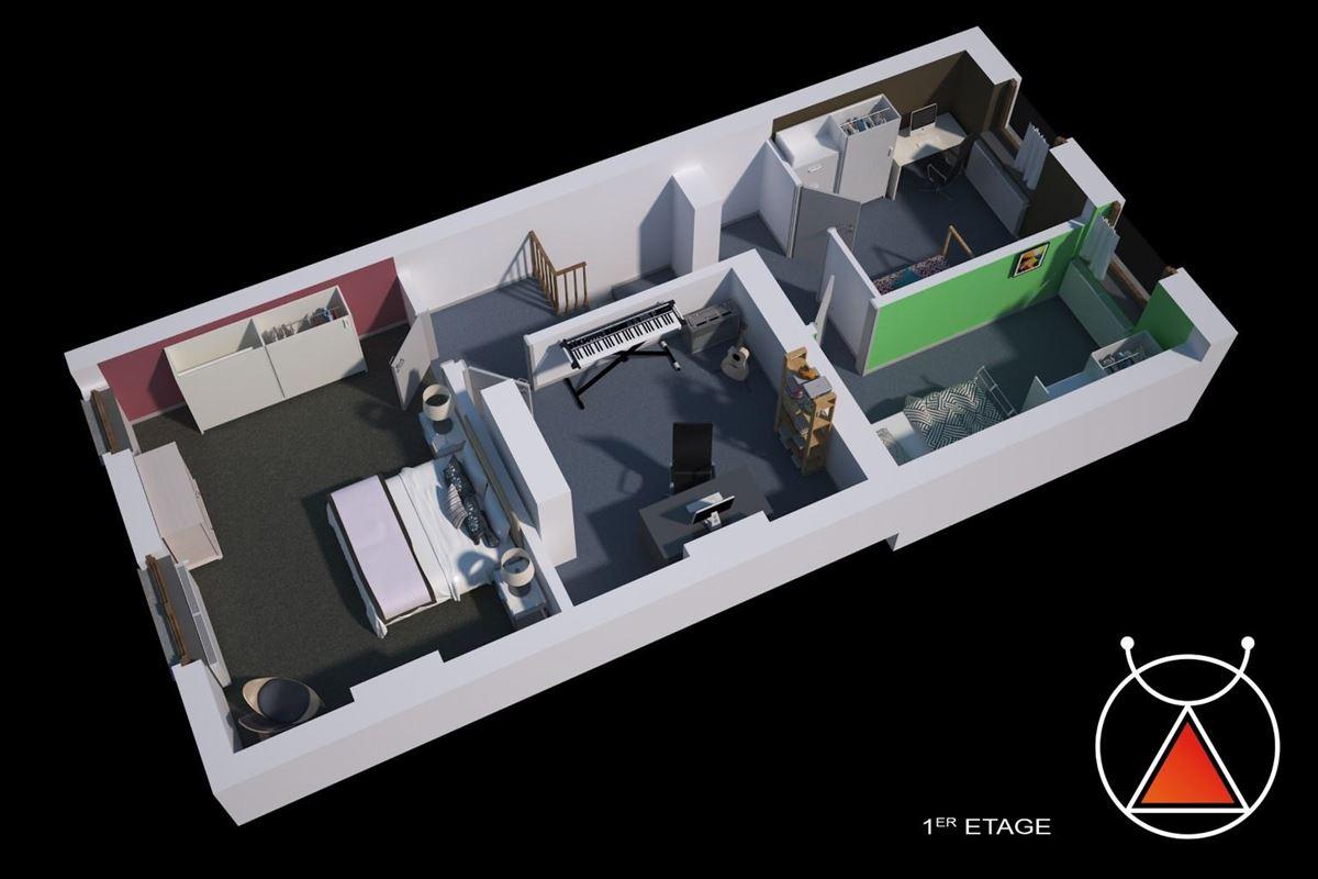 *VENDU*Maison à moderniser située à Ans