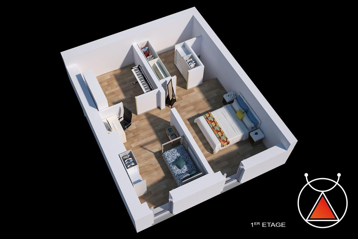 Maison située à Seraing