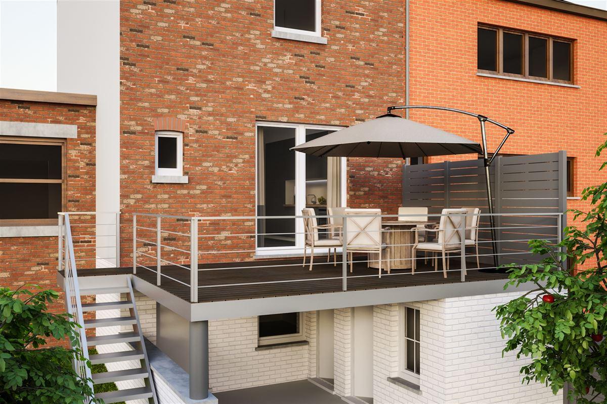 Ensemble immobilier comprenant deux maisons et un terrain à bâtir de 180m²