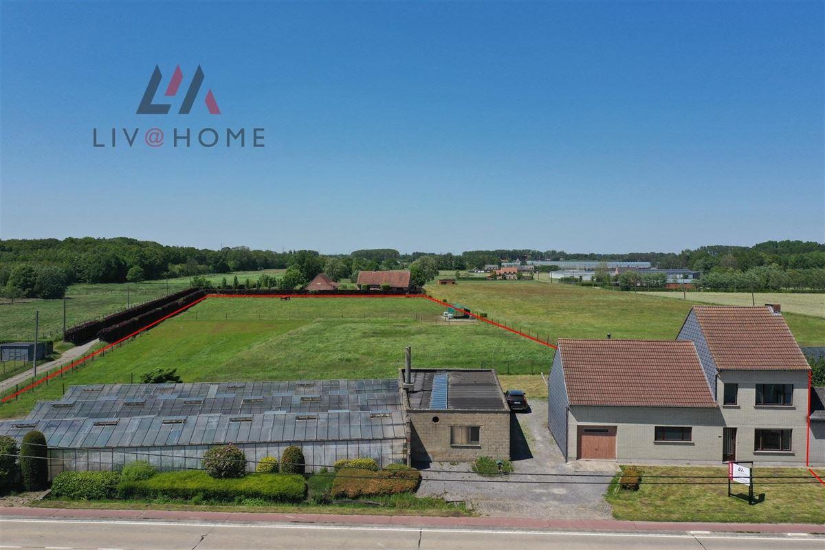 Foto 1 : Landelijke woning te 2860 SINT-KATELIJNE-WAVER (België) - Prijs € 545.000