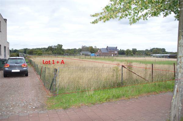 Bouwgrond HOB te 2860 SINT-KATELIJNE-WAVER (België) - Prijs