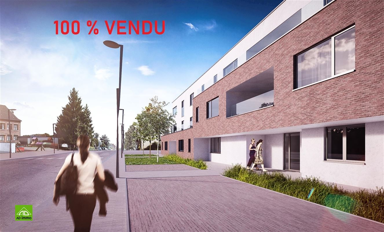 Projet immobilier : Résidence LIGNE CLAIRE à JAMBES (5100) - Prix