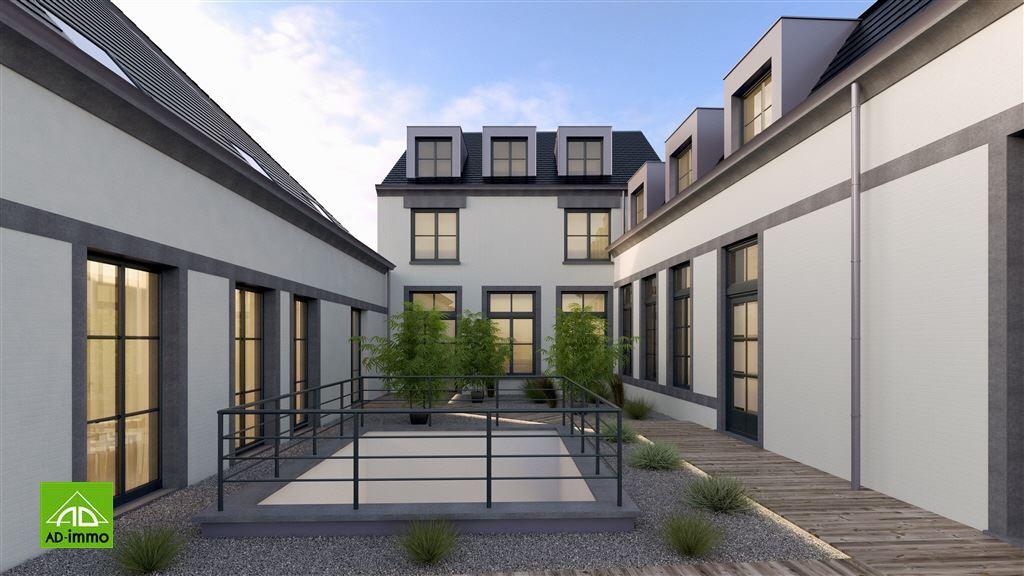 Projet immobilier : Les Jardins de Saint-Loup - Namur Centre à NAMUR (5000) - Prix