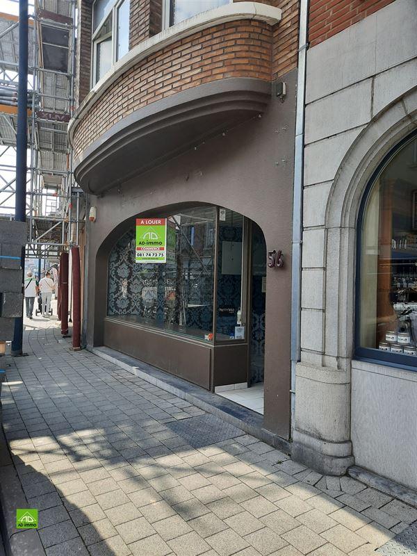 Image 1 : rez-de-chaussée commercial à 5100 JAMBES (NAMUR) (Belgique) - Prix 950 €
