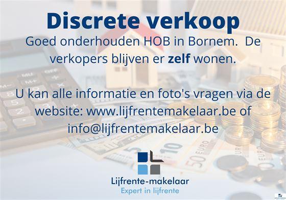 Foto 1 : woning te 2880 BORNEM (België) - Prijs € 285.000