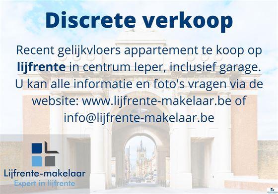 Foto 1 : appartement te 8900 IEPER (België) - Prijs € 275.000