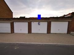 Foto 1 : Parking/Garagebox te 1500 HALLE (België) - Prijs € 21.500