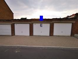 Parking/Garagebox te 1500 HALLE (België) - Prijs € 21.500