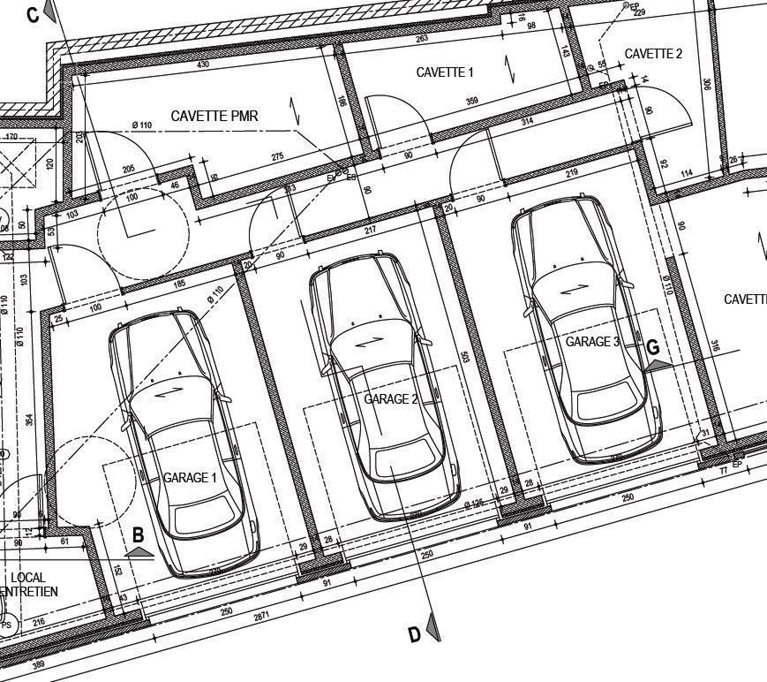 Appartement neuf proposant un bel espace de vie ouvert sur cuisine équipée donnant sur une agréable terrasse en bois, salle de douche avec WC, buan...