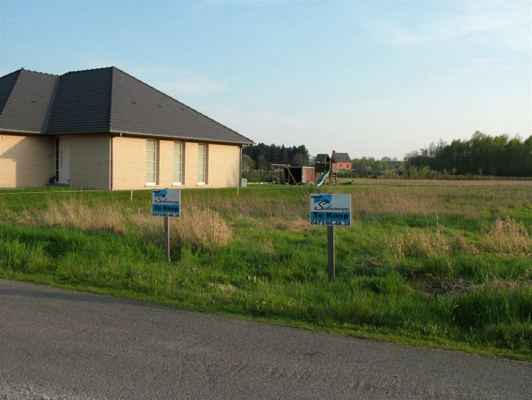 bouwgrond te 2230 RAMSEL (België) - Prijs