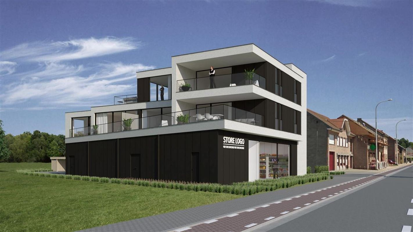 appartement à 3440 DORMAAL (Belgique) - Prix 870 €
