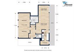 Foto 6 : appartement te 1150 SINT-PIETERS-WOLUWE (België) - Prijs € 375.000