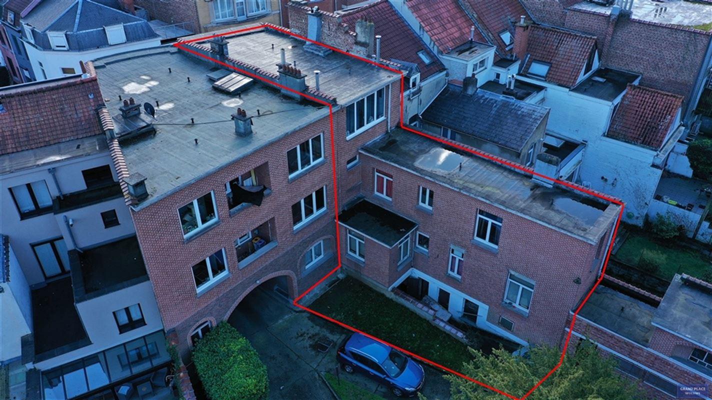 Projet immobilier :  à WOLUWE-SAINT-PIERRE (1150) - Prix