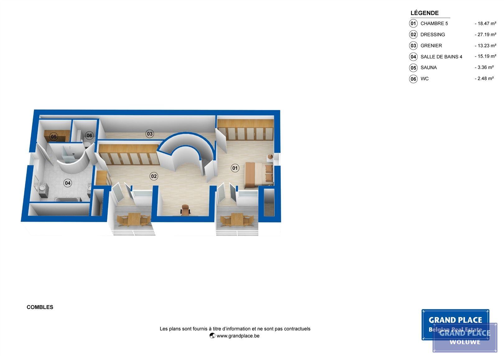 Image 26 : Villa contemporaine à 1150 WOLUWÉ-SAINT-PIERRE (Belgique) - Prix 1.875.000 €
