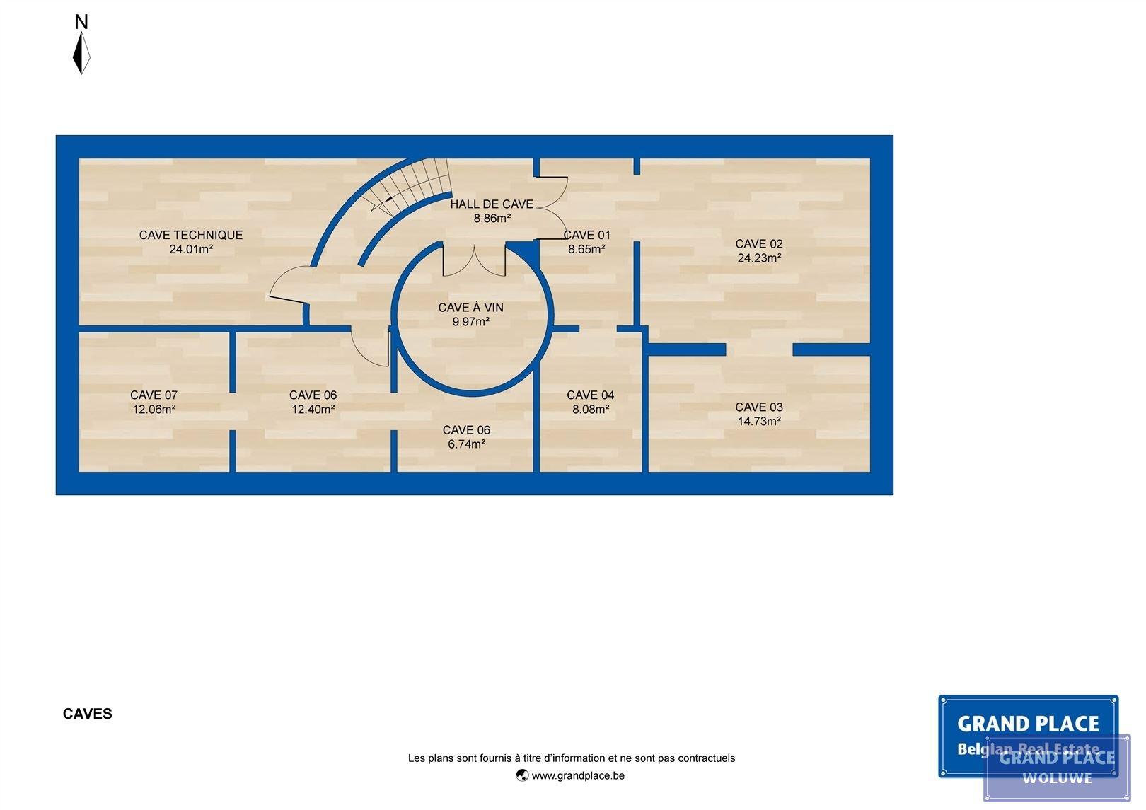 Image 31 : Villa contemporaine à 1150 WOLUWÉ-SAINT-PIERRE (Belgique) - Prix 1.875.000 €