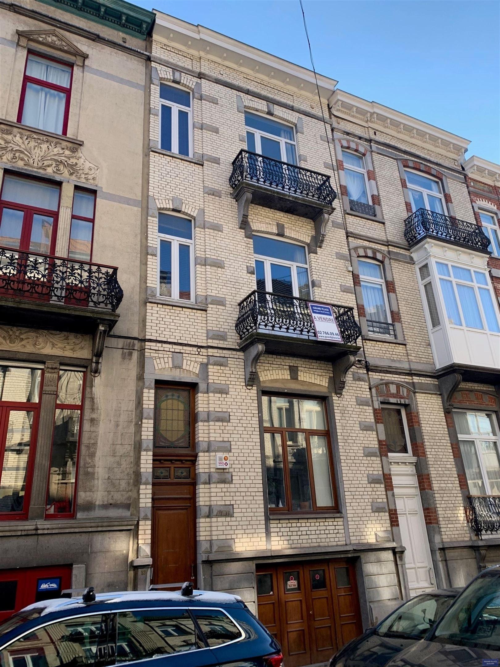 Image 1 : Maison à 1030 SCHAERBEEK (Belgique) - Prix 760.000 €