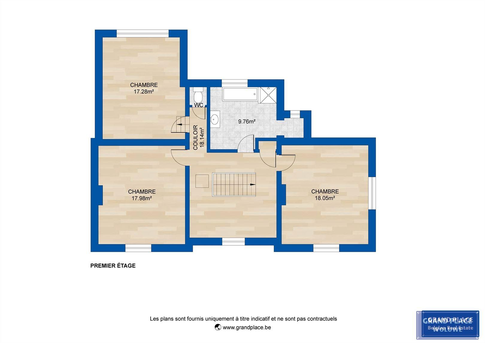 Image 13 : Maison à 1330 RIXENSART (Belgique) - Prix 655.000 €
