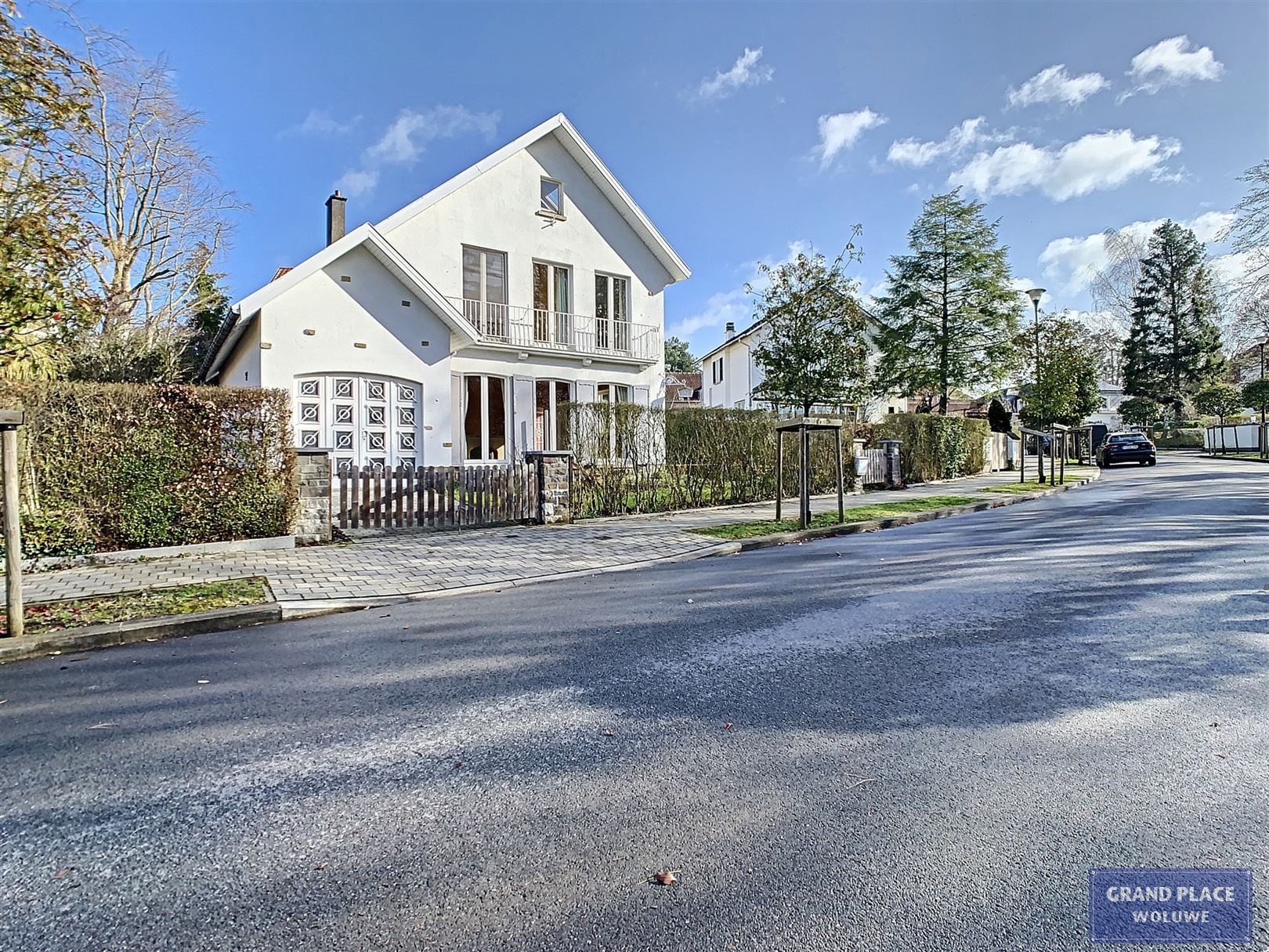 Image 1 : Villa à 1150 WOLUWE-SAINT-PIERRE (Belgique) - Prix 695.000 €