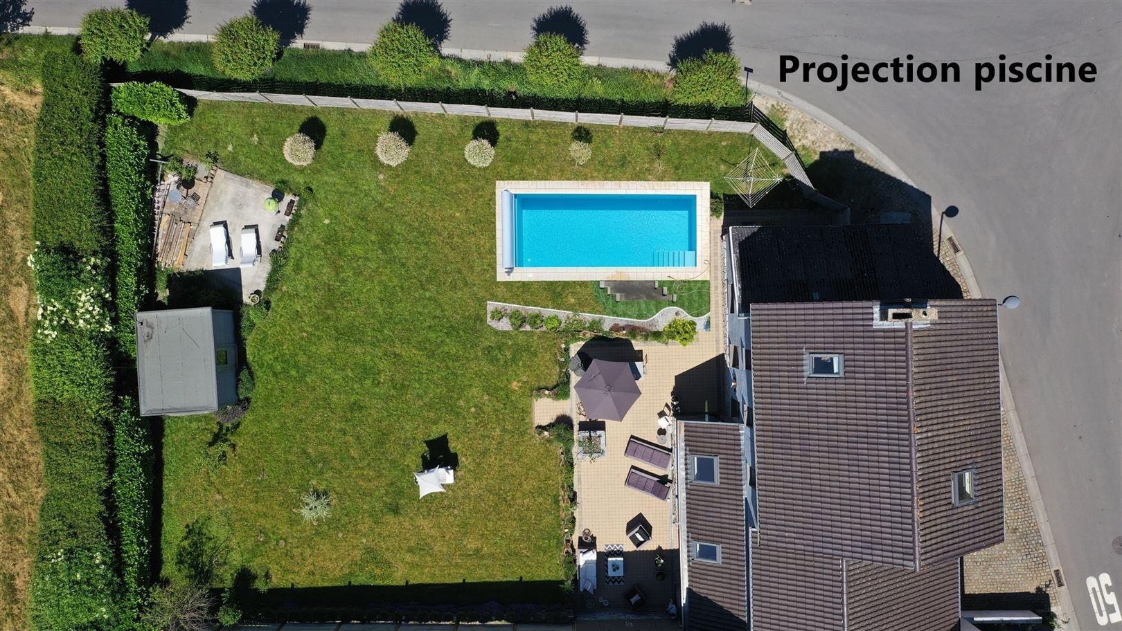 Image 11 : Maison 3 façades à 1360 PERWEZ (Belgique) - Prix 449.000 €