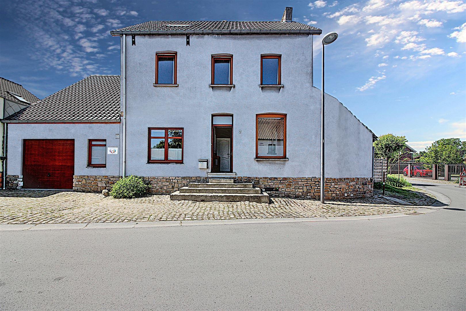 Image 2 : Maison 3 façades à 1360 PERWEZ (Belgique) - Prix 449.000 €
