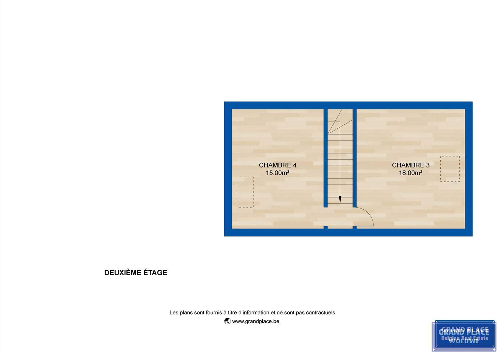 Image 15 : Maison à 1150 WOLUWÉ-SAINT-PIERRE (Belgique) - Prix 390.000 €
