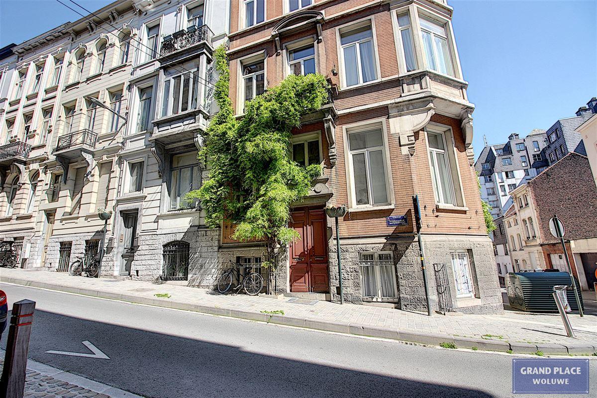 Projet immobilier :  à BRUXELLES (1000) - Prix