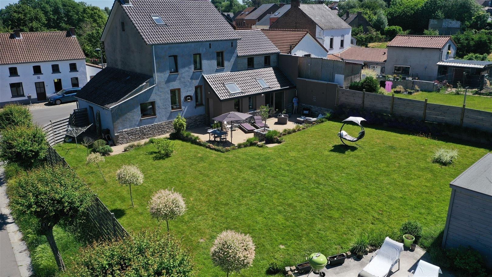 Image 10 : Maison 3 façades à 1360 PERWEZ (Belgique) - Prix 449.000 €