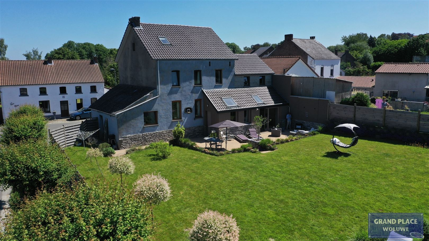 Image 1 : Maison 3 façades à 1360 PERWEZ (Belgique) - Prix 449.000 €