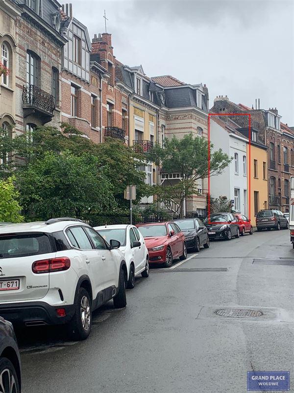 Projet immobilier :  à WOLUWÉ-SAINT-PIERRE (1150) - Prix