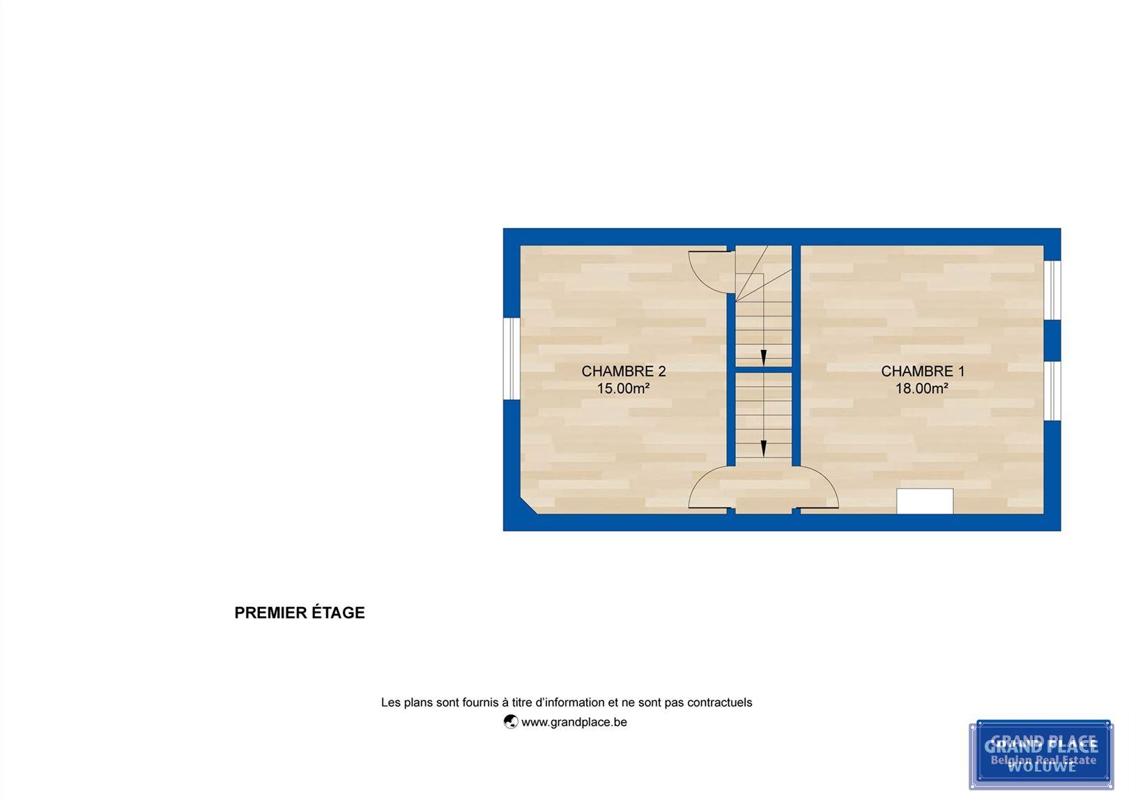 Image 12 : Maison à 1150 WOLUWÉ-SAINT-PIERRE (Belgique) - Prix 390.000 €