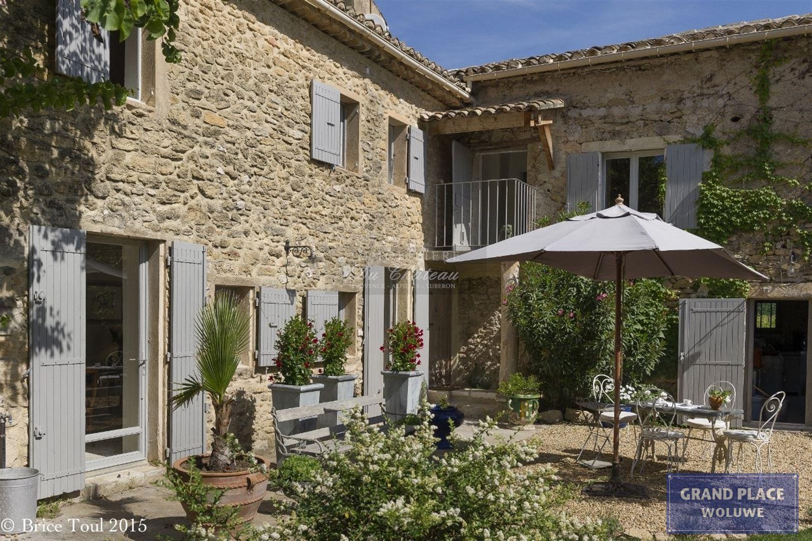 Image 5 : Mas à  OPPÈDE (France) - Prix 895.000 €