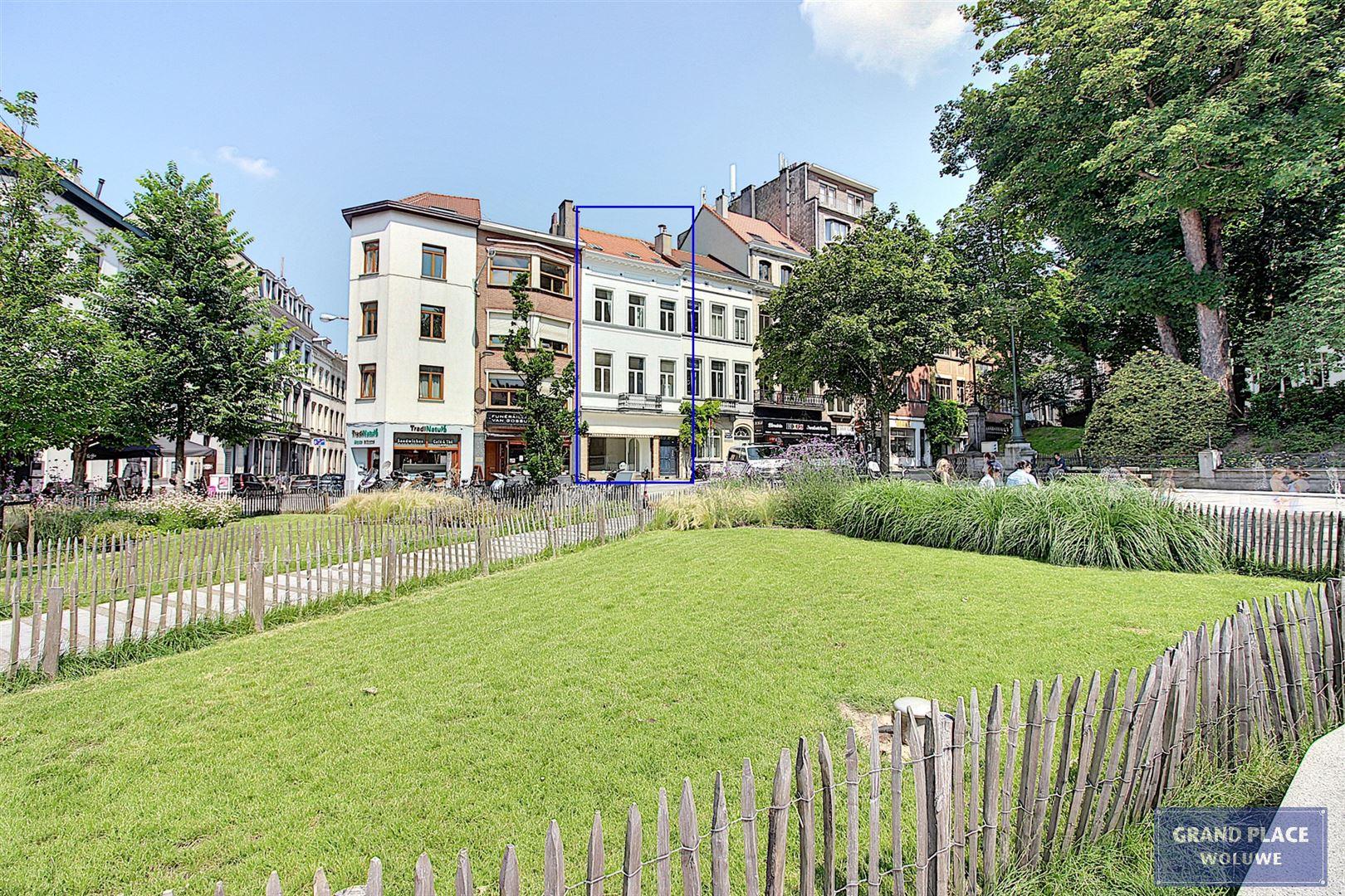 Image 1 : Maison à 1050 IXELLES (Belgique) - Prix 685.000 €
