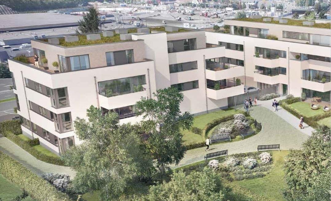 Projet: PARC LONGCHAMP à WATERLOO (1410) | Immobilière PERIN