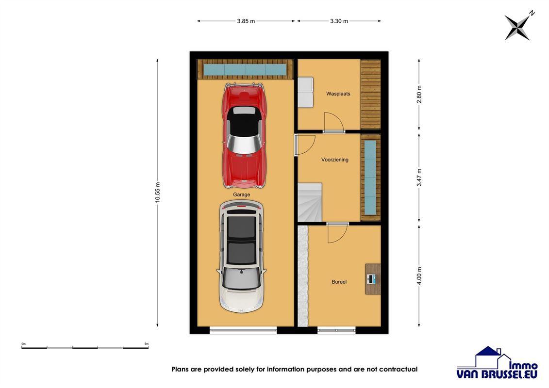 Image 13 : Villa à 3080 TERVUREN (Belgique) - Prix 530.000 €