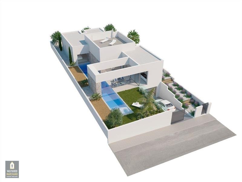 Foto 7 : Open bebouwing te  COSTA BLANCA (Spanje) - Prijs € 189.900