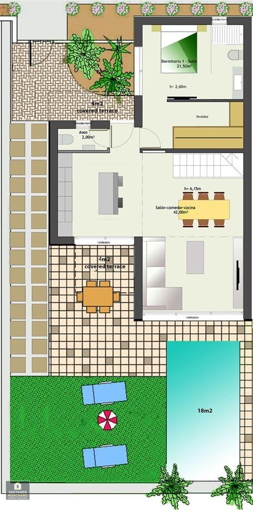 Foto 8 : Open bebouwing te  BENIJOFAR (Spanje) - Prijs € 229.900