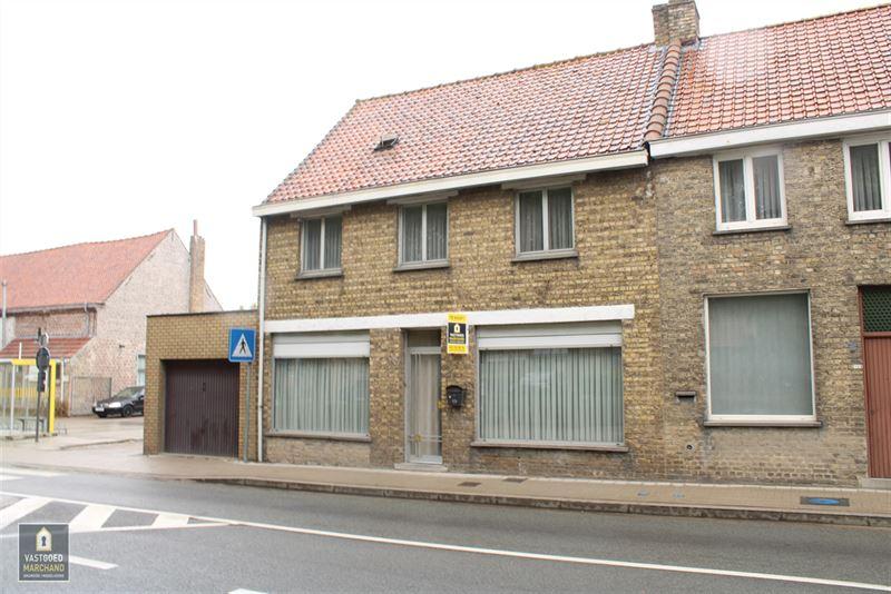 Foto 1 : Woning te 8600 DIKSMUIDE (België) - Prijs € 185.000