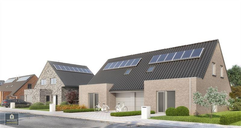 Foto 1 : Open bebouwing te 8610 KORTEMARK (België) - Prijs € 326.500