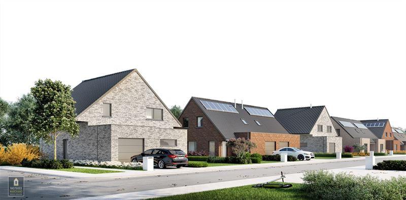 Foto 1 : Open bebouwing te 8610 KORTEMARK (België) - Prijs € 328.500