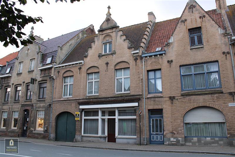 Foto 1 : Rijwoning te 8600 DIKSMUIDE (België) - Prijs € 245.000