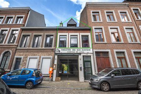 Appartement à 4000 LIÈGE (Belgique) - Prix 650 €