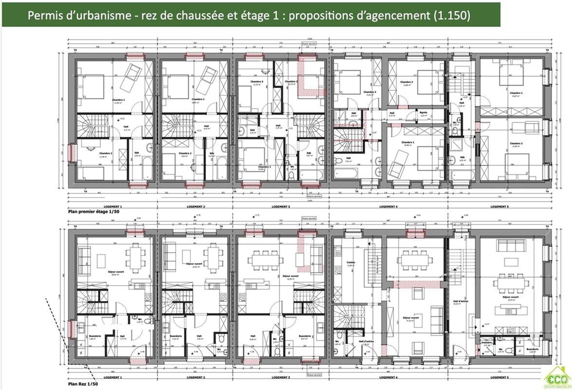 Image 13 : Propriété de caractère à 4340 AWANS (Belgique) - Prix 145.000 €