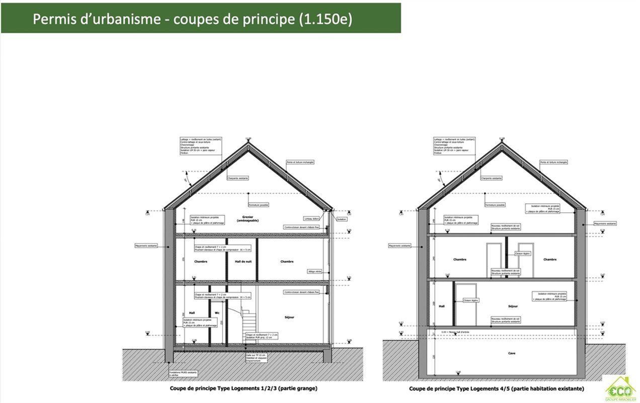 Image 14 : Propriété de caractère à 4340 AWANS (Belgique) - Prix 145.000 €