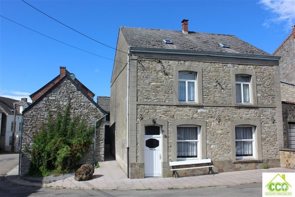 Image 1 : Maison villageoise à 5620 MORVILLE (Belgique) - Prix 85.000 €