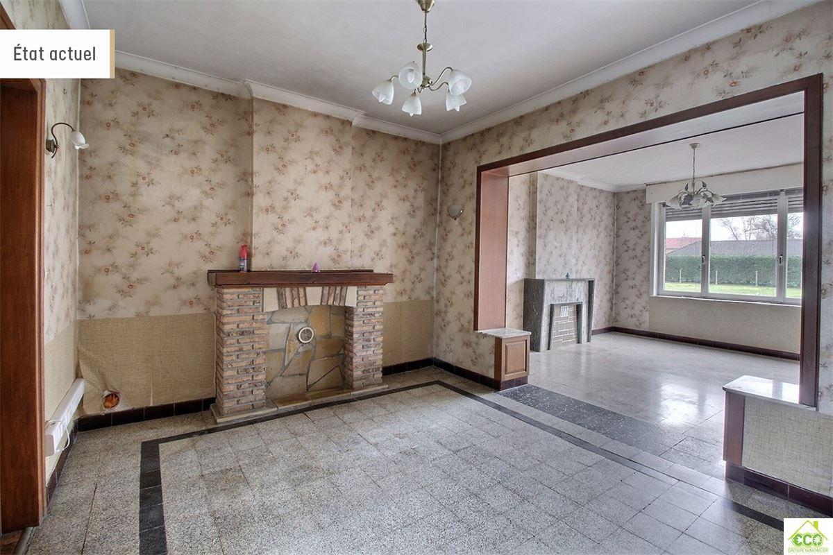 Image 7 : Maison villageoise à 4280 Villers-le-Peuplier (Belgique) - Prix 160.000 €
