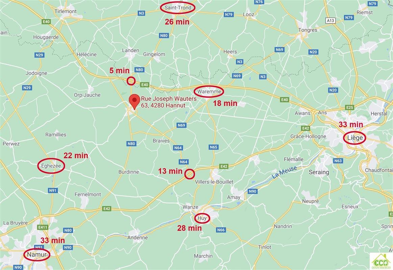Image 15 : Immeuble de bureaux à 3800 SINT-TRUIDEN (Belgique) - Prix 1.295 €