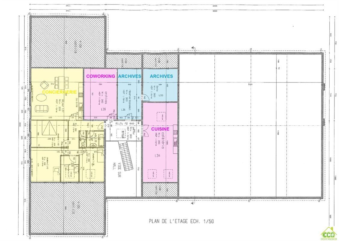 Image 14 : Immeuble de bureaux à 3800 SINT-TRUIDEN (Belgique) - Prix 1.295 €