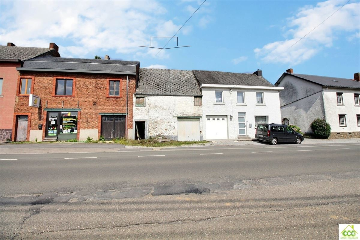 Image 1 : Maison à 6280 VILLERS-POTERIE (Belgique) - Prix 35.000 €